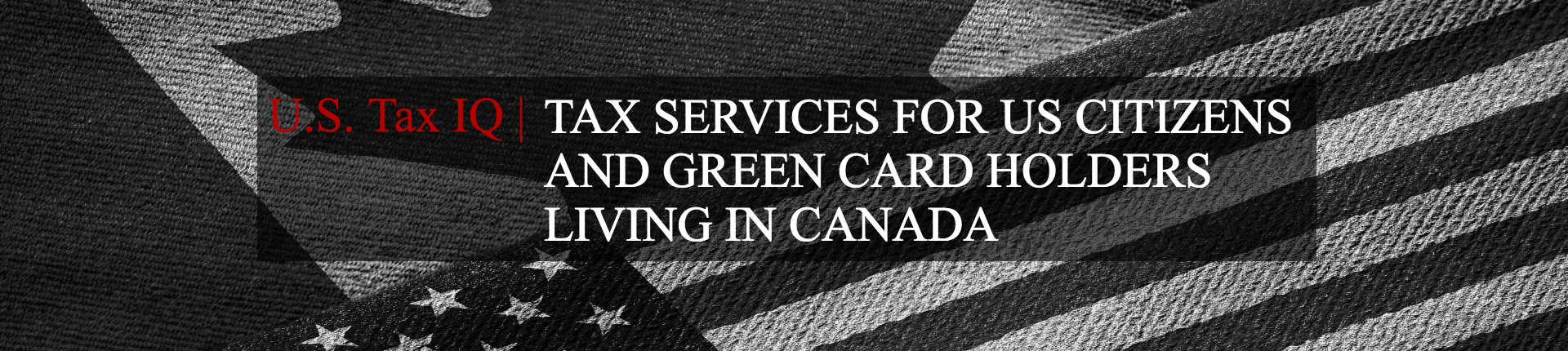 tax services us citizens canada