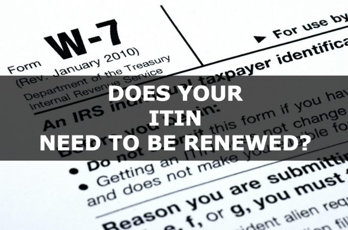 Do You Need ITIN to File Your Taxes?