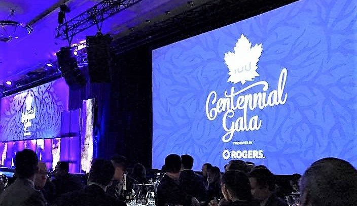 U.S. Tax IQ Attending Maple Leafs' Centennial Gala