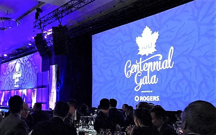 US Tax IQ | Maple Leafs Centennial Gala