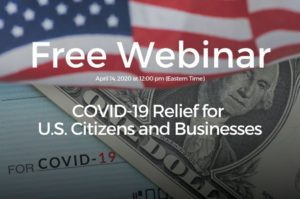 COVID-19 Tax Relief for US Citizens and Businesses