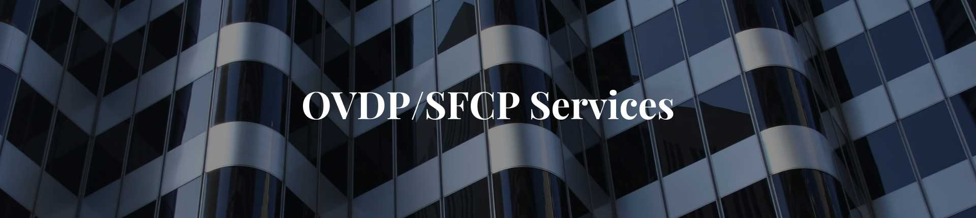 U.S. Tax IQ | OVDP SFCP Services GTA